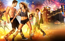Preview wallpaper Step Up: All In