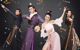 Preview wallpaper Cinderella Chef, Chinese net TV series