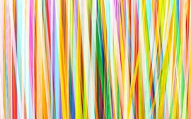 Preview wallpaper Colorful stripes background, abstract