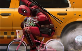 Preview wallpaper Deadpool 2, Marvel movie 2018