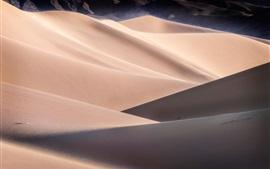 Preview wallpaper Desert, dunes, sands