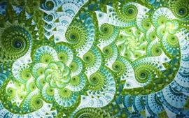 Obras de arte Fractal, textura, arte abstracto