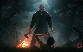 Preview wallpaper Friday the 13th: The Game