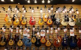 Loja de guitarras