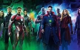 Película caliente 2018, Avengers: Infinity War