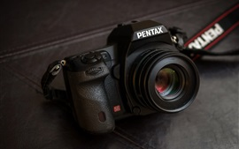 Preview wallpaper Pentax camera