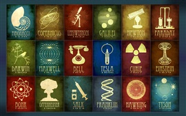 Preview wallpaper Science, discovery and invention, time
