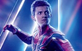 Vorschau des Hintergrundbilder Spider-Man, Avengers: Unendlichkeitskrieg