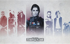 Preview wallpaper Star Wars: Battlefront II, EA games