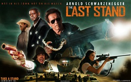 Preview wallpaper The Last Stand, Arnold Schwarzenegger