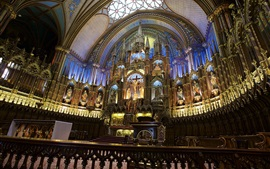 Базилика Нотр-Дам, церковь, Канада
