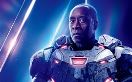 War Machine, Avengers: Infinity War