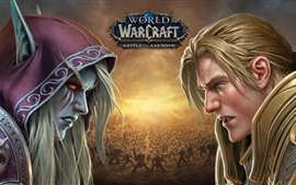 Preview wallpaper World of Warcraft: Battle For Azeroth
