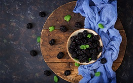 Preview wallpaper Blackberries, cloth