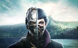 Aperçu fond d'écran Dishonored 2, jeux PC