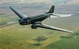 Preview wallpaper Douglas C-47 aircraft