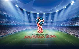 Preview wallpaper FIFA World Cup, Russia 2018