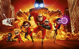 Preview wallpaper The Incredibles 2