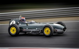 Preview wallpaper 1960 Lotus 18 race car