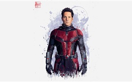 Ant-man, The Avengers: Infinity War, art picture