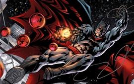 蝙蝠侠,布鲁斯韦恩,DC漫画