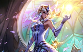 Beautiful girl, League of Legends