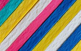 Textura colorida