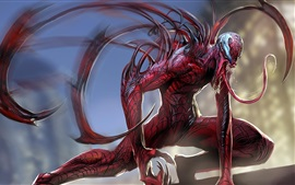 Preview wallpaper Deadpool, monster, horror, art picture