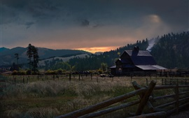 Aperçu fond d'écran Far Cry 5, ferme, village
