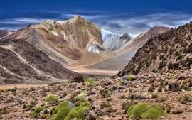 미리보기 배경 화면 산, 돌, 자연 경관