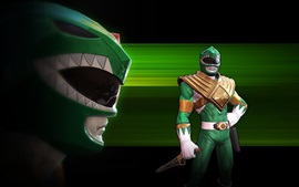Preview wallpaper Power Rangers: Legacy Wars, armor, game
