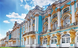 Preview wallpaper Russia, Saint Petersburg, Catherine Palace