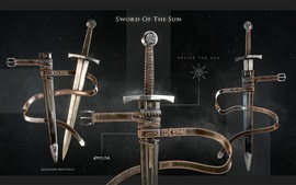Preview wallpaper Sword of the Sun