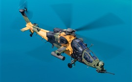 Preview wallpaper T-129B Lightweight Attack Helicopter