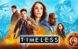 Preview wallpaper Timeless, TV series