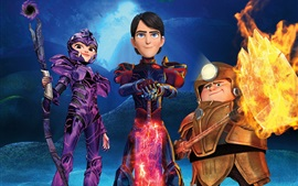 Preview wallpaper Trollhunters, season 3