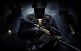 Preview wallpaper Ubisoft game, Tom Clancy's Rainbow Six