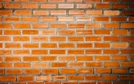 Preview wallpaper Wall, bricks, texture background