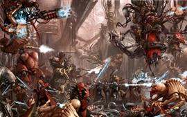 Warhammer 40000, художественная фотография