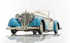 Preview wallpaper Audi Front 225 roadster, toy car