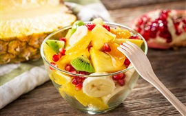 Preview wallpaper Fruit salad, delicious