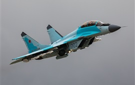 Preview wallpaper MiG-35 multifunction light fighter