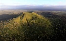 Preview wallpaper Mount Fox, Queensland, Australia
