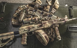Preview wallpaper RPK-16 LMG Light Machine Gun