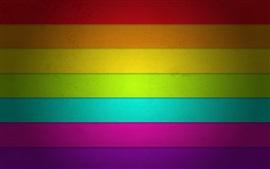 Listras de tinta de arco-íris, abstratas