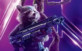 Rocket, Avengers: Infinity War