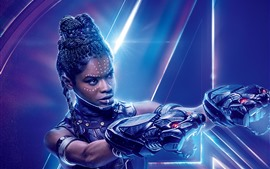 Preview wallpaper Shuri, Avengers: Infinity War