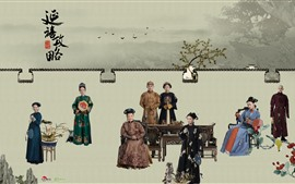 Preview wallpaper Story of Yanxi Palace, 2018 TV series