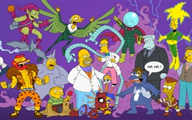 Preview wallpaper The Simpsons