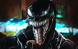 Preview wallpaper Venom, DC comics, art picture